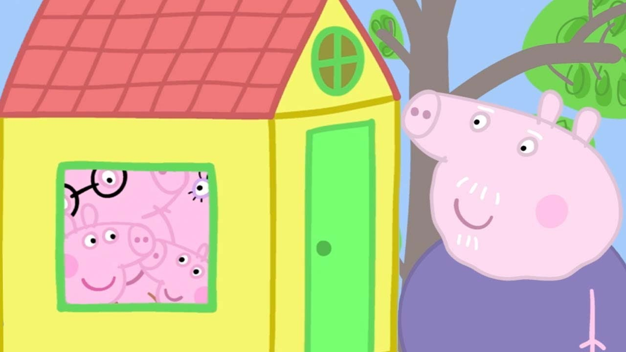 Peppa Pig Official Channel | Peppa Pig's New Treehouse
