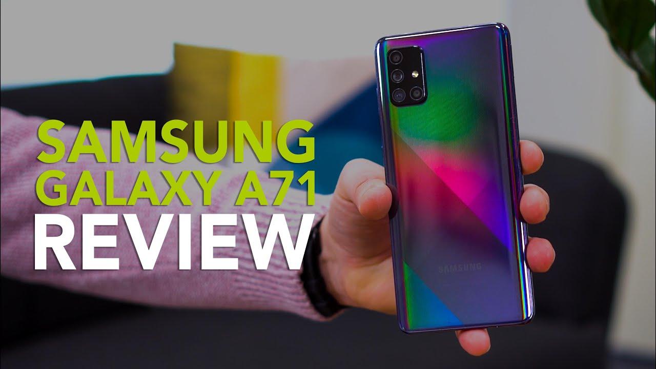 Samsung Galaxy A71 review: compleet, maar een te hoge adviesprijs