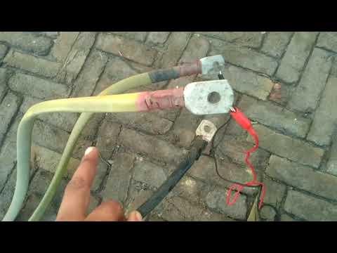 300sqmm. Cable to test करने का आसान तारीका।BS EEI