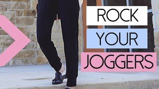 Three Ways To Wear Jogging Pants | Fashion Over 40