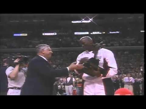 Michael Jordan 1995 96 MVP Season