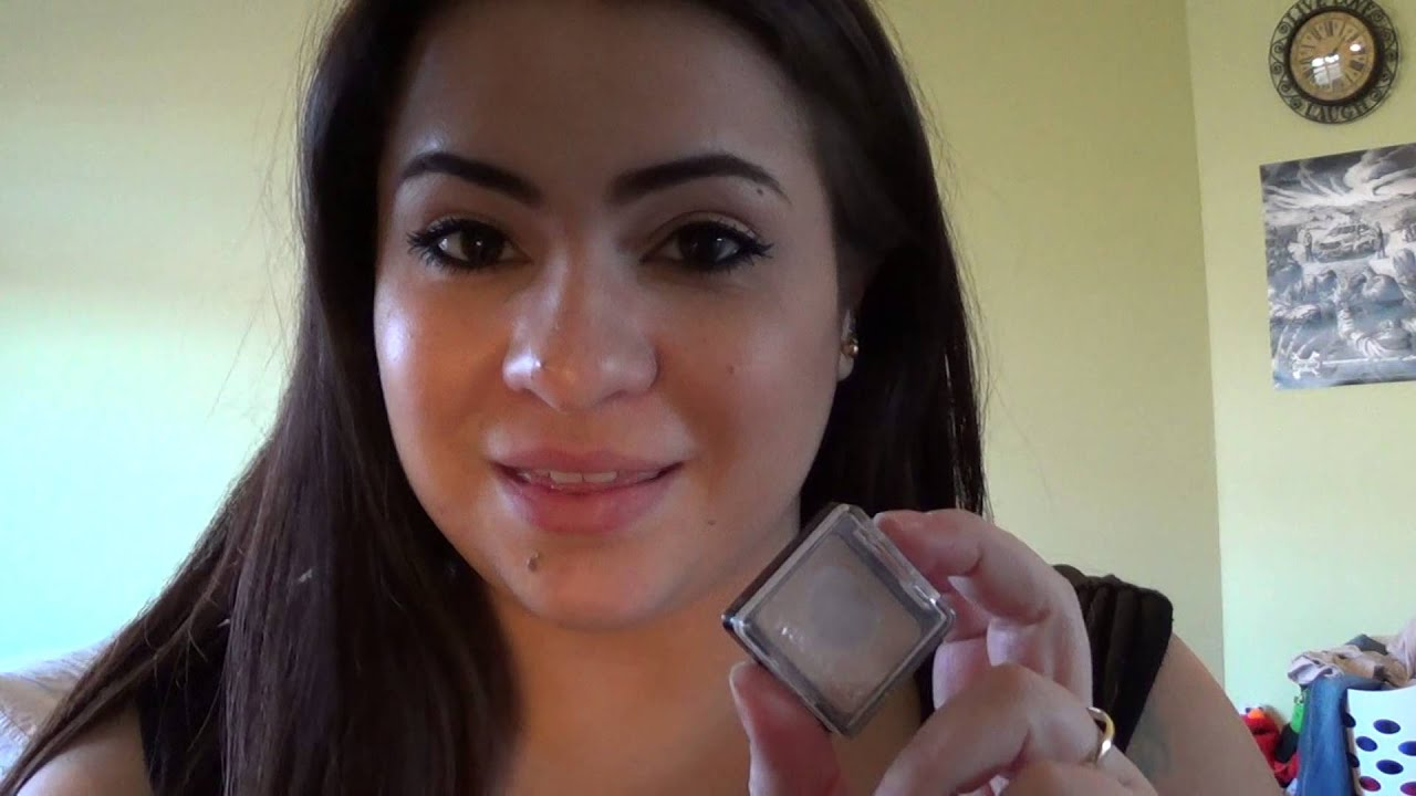 Review Wet N Wild Color Icon Single In Brulee Youtube