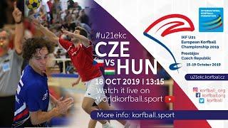 IKF U21 EKC 2019 CZE - HUN