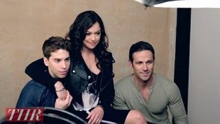 Comic-Con: The Stars of 'Orphan Black' on Their Festival Debut