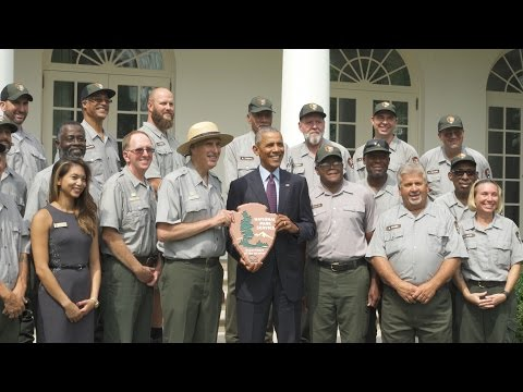 Taking Care of 18 Acres: The National Park Service at the White House