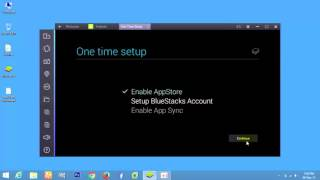 How to setup gmail account in bluestacks