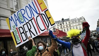 French bill banning images of police sparks concern over media freedom, civil rights