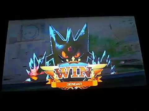 Pokken Rank Matches 9
