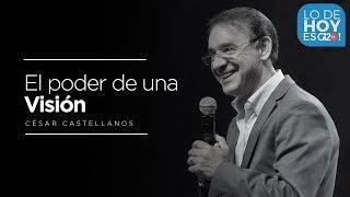 Conferencia Cesar Castellanos: El poder de una Visión. - G12TV
