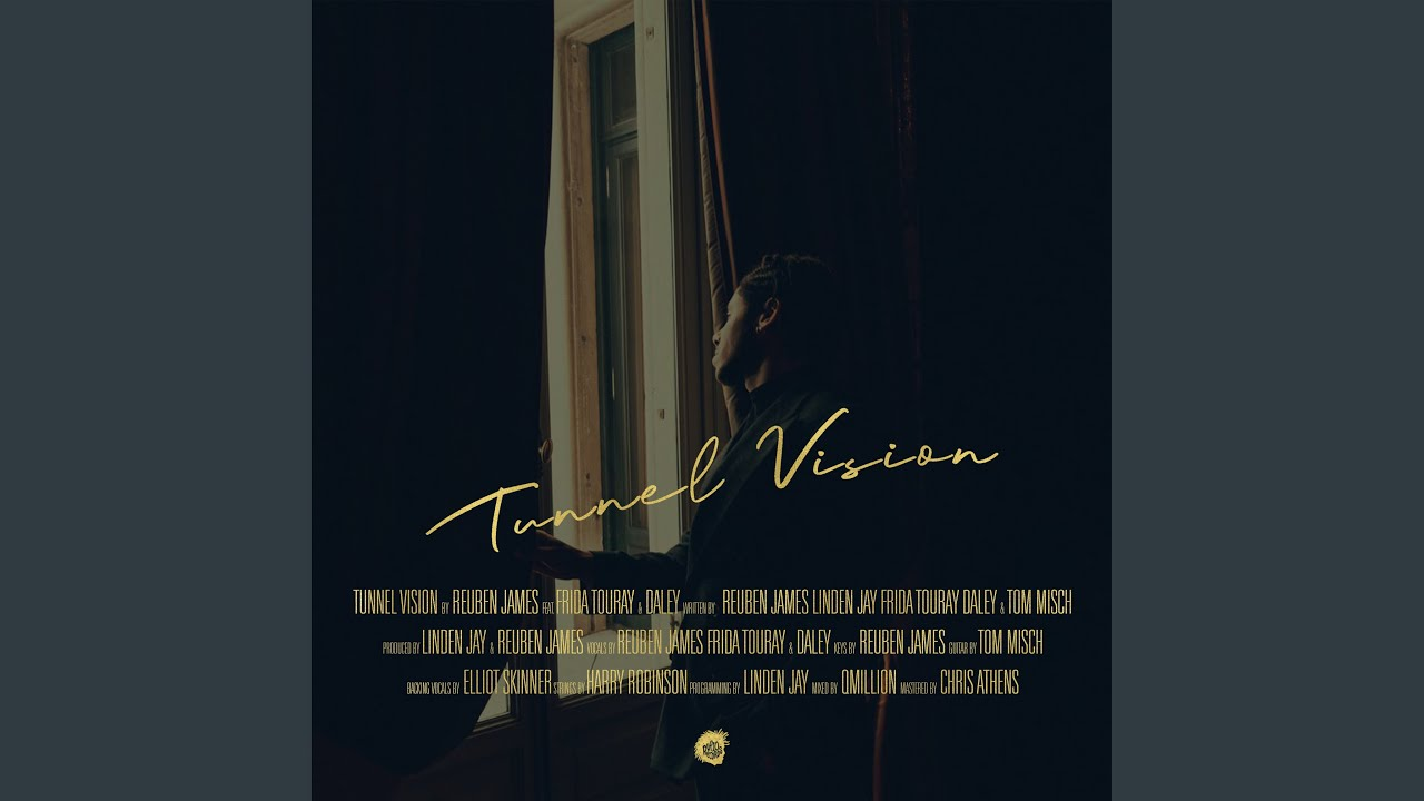 Linden Jay co-writes & produces 'Tunnel Vision' by Reuben James ft. Tom Misch, Frida Touray & Daley