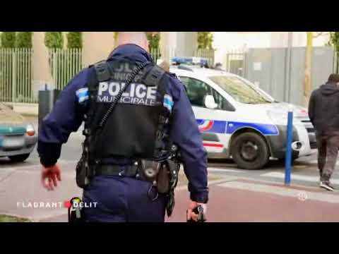 DRANCY FLAGRANT 1