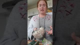 Slow cook meal prep