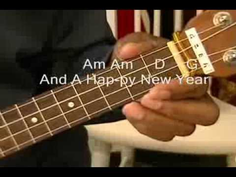 We Wish You A Merry Christmas How To Play On Ukulele Just Chords ...