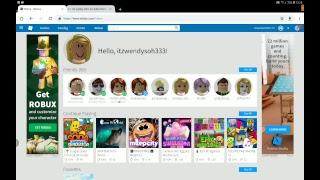 Live Streaming Pour obtenir plus de subs ( Roblox )