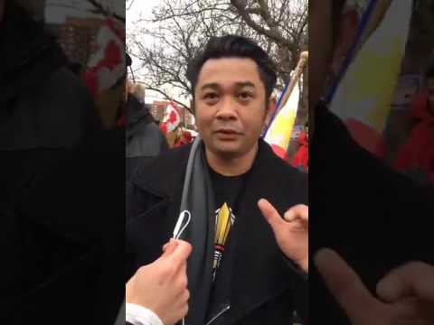 Interview with Ron Turla of Pinoy in Canada Patriotic Movement