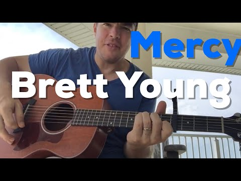 Mercy | Brett Young | Beginner Guitar Lesson