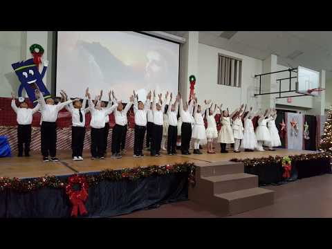 "2017 St. John the Baptist Catholic School Christmas Play - ""Psalty's Christmas Calamity"""