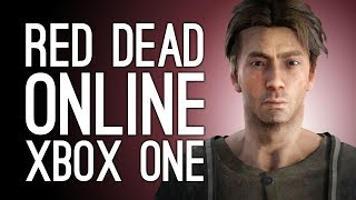 Red Dead Online Gameplay Xbox One: Let