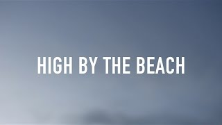 High By The Beach - Lana Del Rey - Cover By Toby Randall