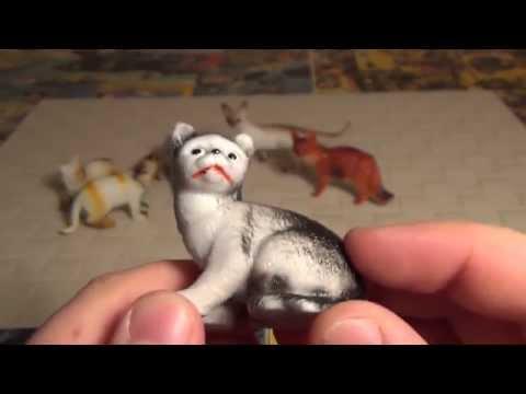 Вредные игрушки - Сабля, Клоун и Кошечки + итоги первого этапа конкурса