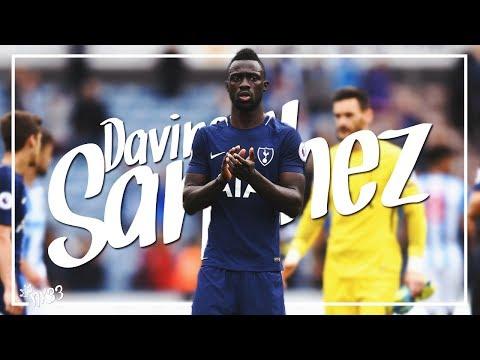 Davinson Sanchez • Incredible Defensive Skills 2018