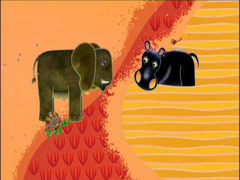 Tinga Tinga Tales_Why Elephant Has A Trunk