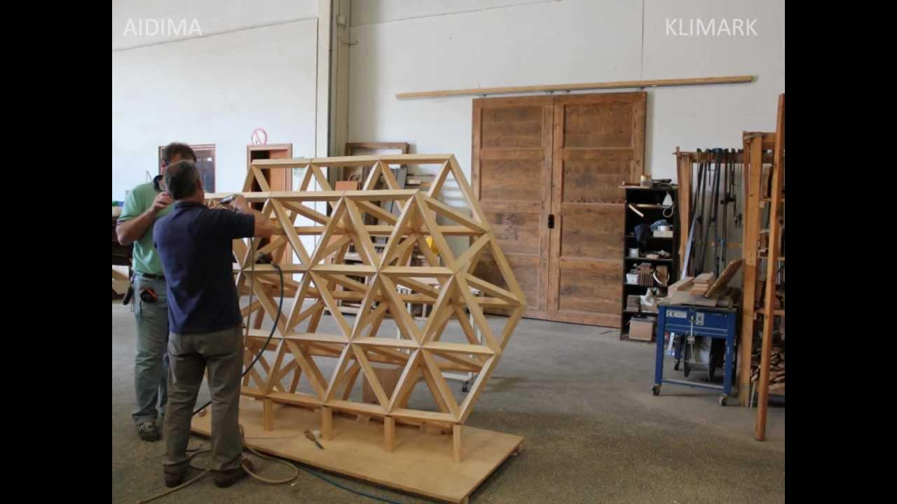 Sistemas constructivos y estructurales mixtos de madera for Madera laminada