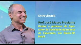 Entrevista sobre o Esperanto