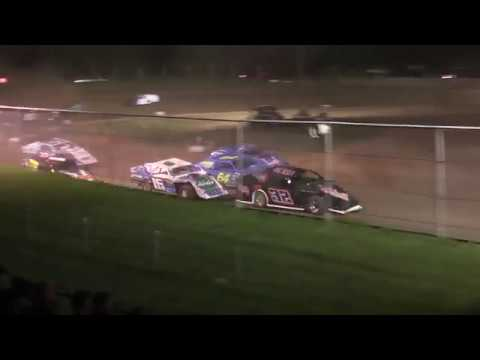 Ohio Valley Speedway Modified Feature 7-7-18