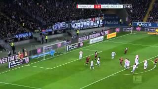 Eintracht Frankfurt vs. Hamburg