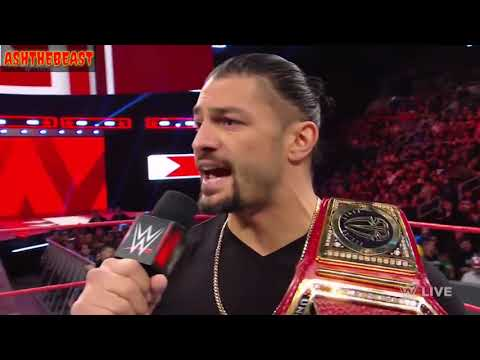 Roman Reigns - Fight Song..