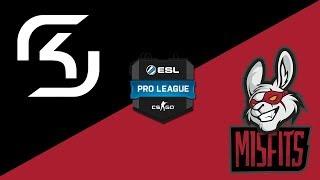 CS:GO - SK GAMING vs MISFITS ESL ODENSE