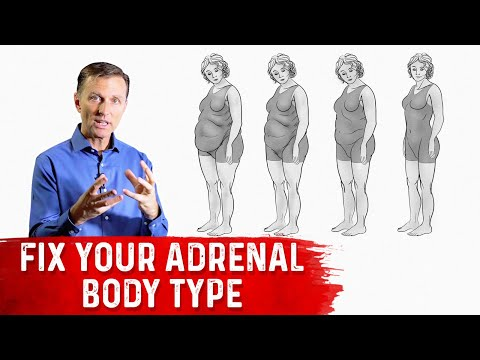 How To Fix And Adrenal Body Type