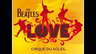 The Beatles LOVE - Cirque du Soleil - The Mirage - Las Vegas