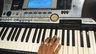 Dhuvun taak full song mauli ....on keyboard ....
