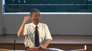 20140615浸信會仁愛堂主日信息_李朝成牧師