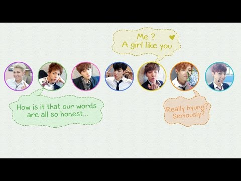 BTS (방탄소년단) - Skit: SOULMATE [Color coded Eng Sub]