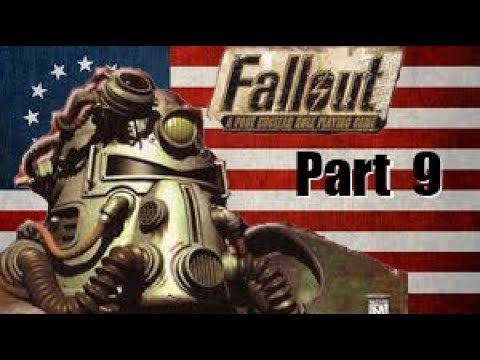 Let's play Fallout 1 part 9