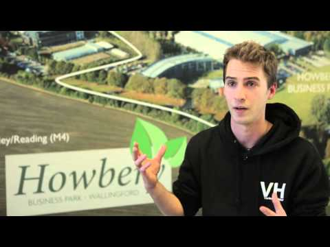 Howbery Business Park tenant Interview with Marcus Taylor, VentureHarbour