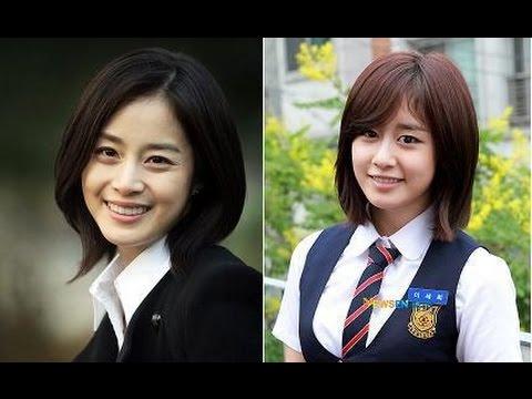Kim Tae Hee Ji Yeon Kim Tae-hee Vs ...