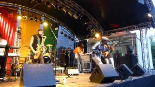 Rude Rich & The Highnotes live @ Reggae Summer Night Hamm 2014 (Full HD)