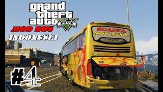 Gta Mod Bus Indonesia Supir Bus Digebugin