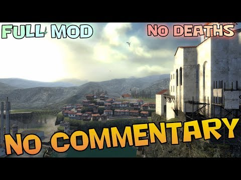 HalfLife 2  The Lost Coast HD【NO Commentary】