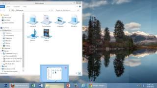 Windows 8 Tips Trucos Secretos  - 56 Habilitar Windows Peek para Ventanas