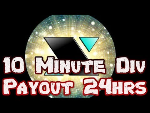 DAPP ALERT - 10 minute payouts!!! TRON GIVEAWAY 10,000 TRX MINE 5