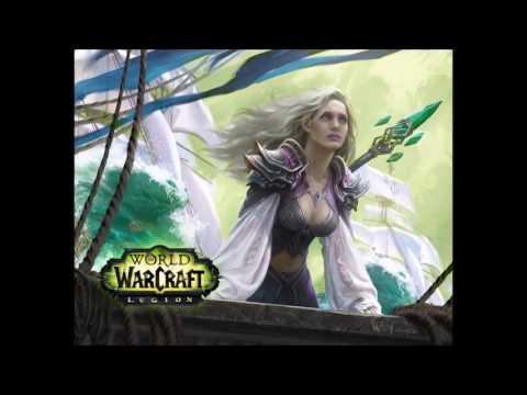 World of Warcraft Legion - Dalaran Jaina Theme