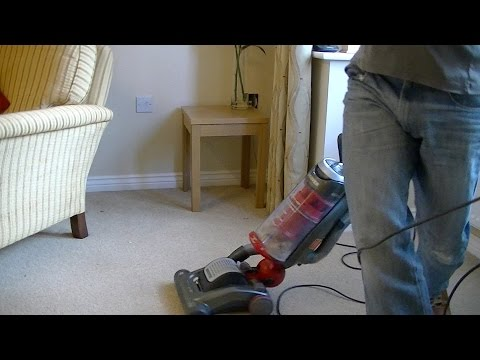 Doing The Hoover Manoeuvre With The Globe Vacuum Extended Cut