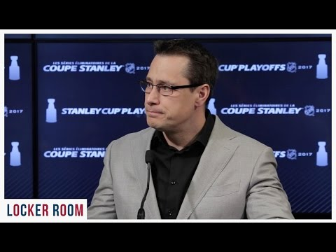 Game 5: Sens vs. Bruins - Boucher Pre-game