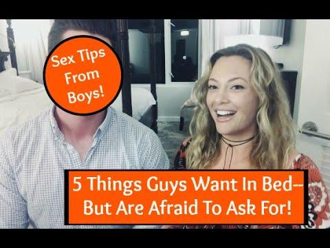 Sex things guys love