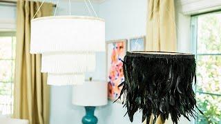 DIY Dorm Room Chandelier - Hallmark Channel